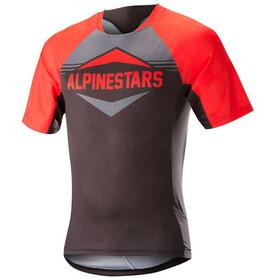 Alpinestars Mesa Shortsleeve Jersey Men red/steel gray